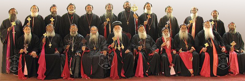 Bishops of the Indian Orthodox Church.