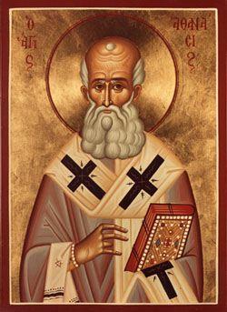 Αθανάσιος Αλεξανδρείας - OrthodoxWiki