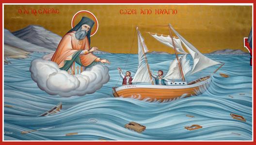 Saint Savvas Miracle at sea.jpg