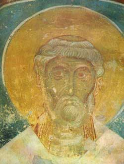 Pope Peter of Alexandria (+311)