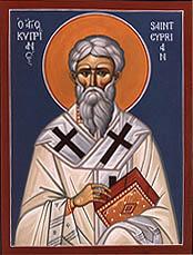 Sfântul Ciprian al Cartaginei