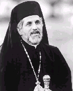 John of Amoriun, Retired Bishop of the Greek Orthodox Archdiocese of America