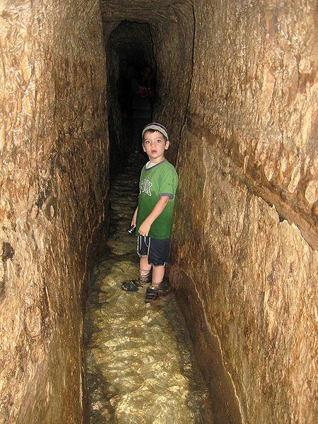 Fișier:Tunelul lui Iezechia.jpg