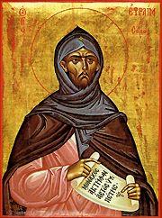 Saint Éphrem le Syrien