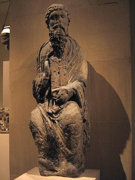 Fișier:Moise. Sculptură..jpg