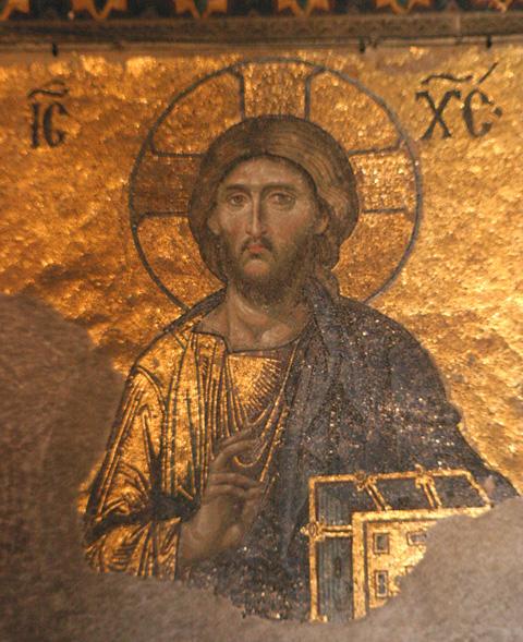 Fișier:Hagia Sophia Christ.jpg