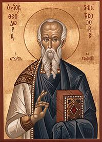 Sfântul Teodor Studitul