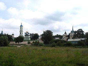 monastère d'Optina