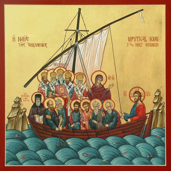 La Chiesa come Nave in viaggio verso il Regno
