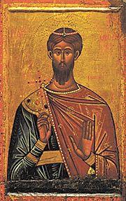 Sf. Teodor Tiron