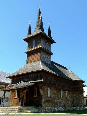 Biserica Mănăstirii Oașa