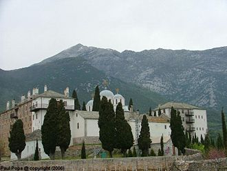 Schitul românesc Prodromu, cu hramul Sf. Ioan Botezătorul