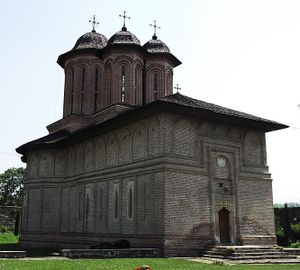 Biserica Mănăstirii Brebu