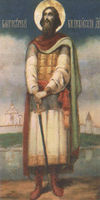 Saint Daumantas of Pskov