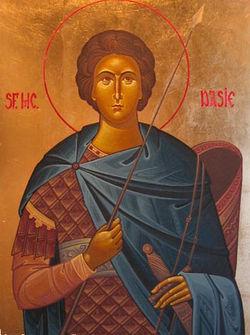 Sfântul mucenic Dasie