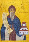 St. Seraphim of Livadeia