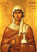 Anastácia, a Romana