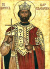 Saint Boris-Michael, Baptizer of Bulgaria