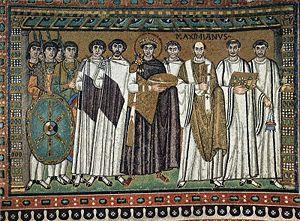 Sfântul Iustinian, Împărat al Romei și al Bizanțului în secolul al șaselea