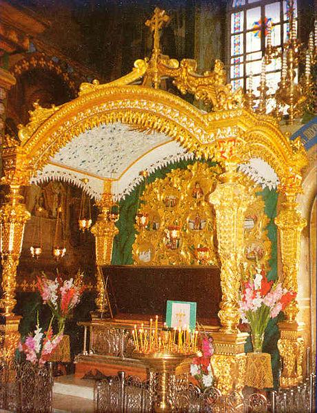File:The Reliquary of St. Luke of Simferopol in Sagmata Monastery.jpg