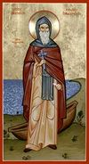 Saint Brendan the Voyager