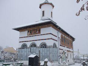 Biserica din Capu Dealului