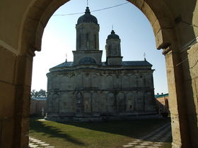 Biserica Mănăstirii Dealu