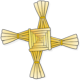 Saint Brigid's Cross
