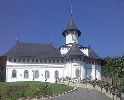 Biserica Mănăstirii Pângărați