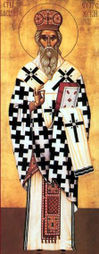 Saint Basil of Ostrog