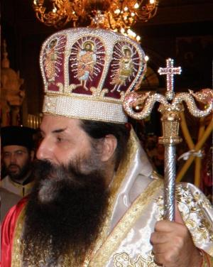 Seraphim (Mentzelopoulos) of Piraeus - OrthodoxWiki