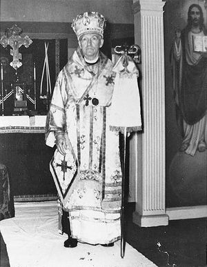 Archbishop James 1950s.jpg