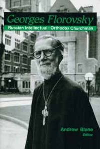 O πατήρ  Γεώργιος Φλωρόφσκι