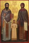 New martyrs Raphael, Nicholas and Irene