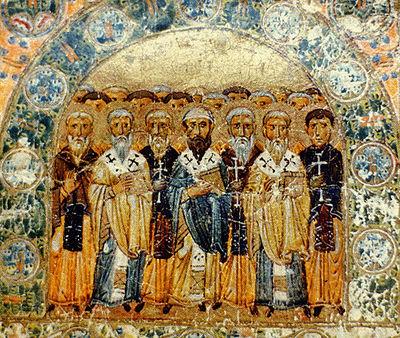 Sfinții Părinți - OrthodoxWiki