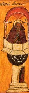 São Daniel, o Estilita de Constantinopla.