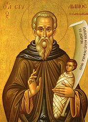 Sfântul Stelian Paflagonul