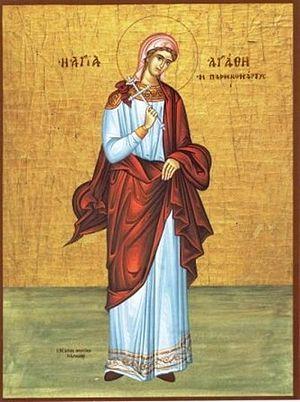 Agatha of Sicily
