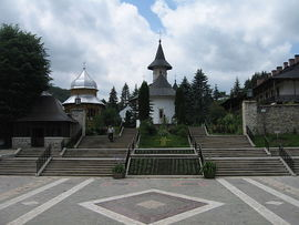 Biserica veche a Mănăstirii Sihăstria