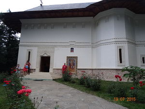 Biserica Mănăstirii Robaia