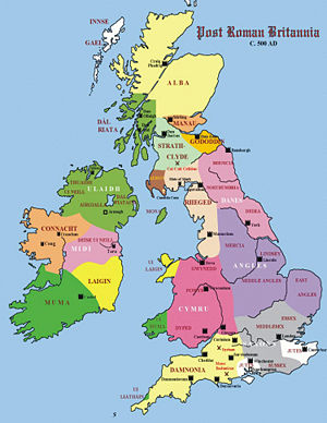 Map Of England 700ad.Timeline Of Orthodoxy In The British Isles Orthodoxwiki