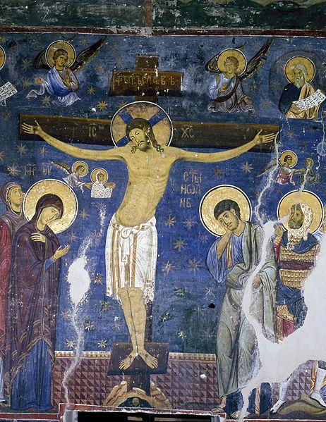 File:TheCrucifixionStudenica.jpg