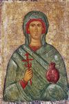 Greatmartyr Anastasia of Sirmium, Deliverer from Bonds