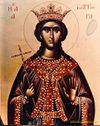 St Barbara of Heliopolis