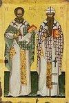 Ss. Atanásio e Cirilo de Alexandria