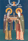 St. John Cassian and St Germanus of Dobrogea